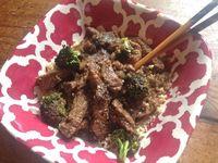 the preppy paleo: Paleo Beef & Broccoli