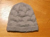 Knitting with Schnapps: The Cozy Cobblestone Cap!