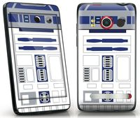 HTC Evo 4G Decal Skin Cover R2D2 by skunkwraps on Etsy, $9.95