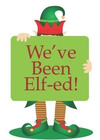 You've Been Elfed
