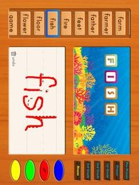 ABC Sight Words Writing Free Lite HD - for iPad ($0.00) 1. WORD FLASHCARDS - SEE the spelling, HEAR the audio, and LEARN the word. 2. WRITING WORDS - Practice spelling the words by writing the words in a trace letter-by-letter format. Dolch Sight ...
