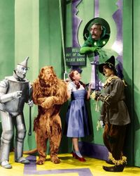 Wizard of Oz.
