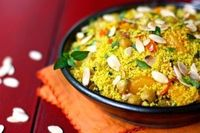 Moroccan Orange Couscous