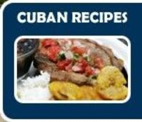 lots of cuban recipes