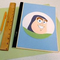 Buzz Book Badge