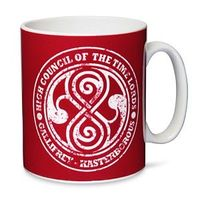 High Council of the Time Lords mug.