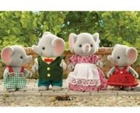 Wow! Sylvanian Family amazement