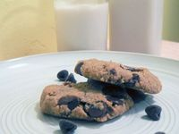 The Ultimate (and healthy) chocolate chip cookie