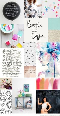The Darling Tree Redesign: Moodboard http://www.augustempress.com/2012/08/the-darling-tree-redesign-moodboard/