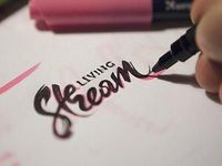 || Handwritten Type Design :: by Eddie Lobanovskiy