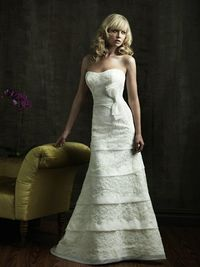 Posts similar to  Allure Bridal Style 8808 - LOVED my dress! - Juxtapost db22613e4fc