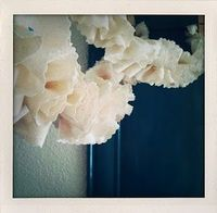 Larger, Fluffier Garland...oh my!