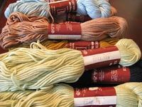 How to buy brand name yarn at a discount...#tips