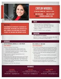 Do you like these new styled resumes? Gimmick? Or will it help you stand out - especially if you are highly qualified?